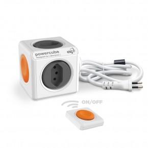 powercube remote extended pwc xm4cr com controle remoto e 4 tomadas 1