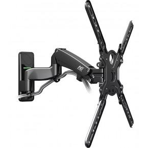 suporte articulado para tv 43 a 60 ajuste de altura f500 nb preto 3