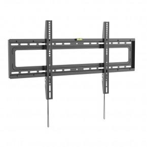 suporte para tv fixo de parede lcd led plasma de 55 a 85 n01v8 elg telas grandes 1