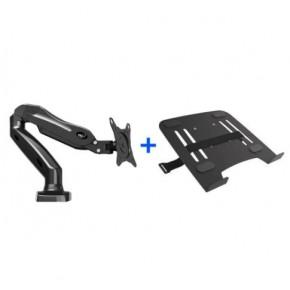 kit suporte articulado f80n elg bandeja notebook nbh 1 1