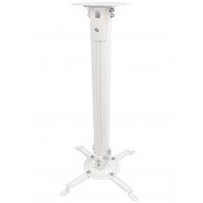 suporte para projetor de teto pro1100 branco elg 1
